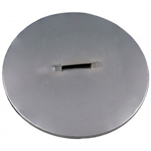 Stainless Steel Lid for 55 Gallon Stainless Steel Drum