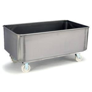 Stainless Steel Truck (1,100-lb. capacity)