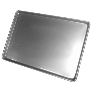 "501509 Stainless Steel Food Handling Tray- 18"" W x 26"" L"