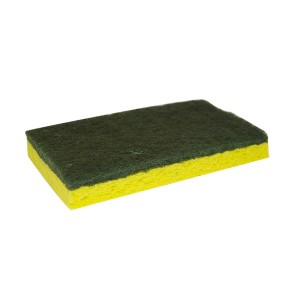 Green Backed Scrubber Sponges