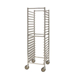 Knock Down Food Tray Rack