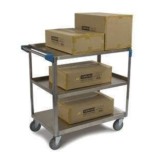 Three Shelf Utility Carts