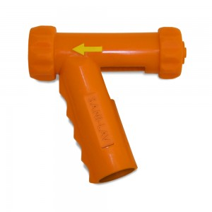 REPLACEMENT COVER FOR N1 NOZZLE, ORANGE