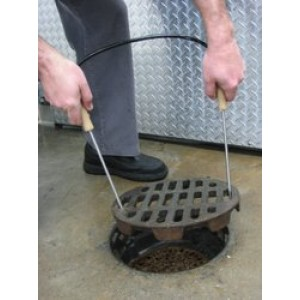 Floor Drain Grate Removal Tool