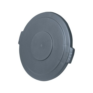 509335 Gray Industrial Strength Lid for 20 Gallon Waste Container