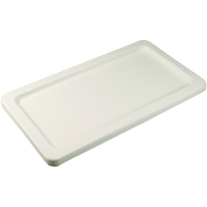 Lid for Storage Transport Tub - White