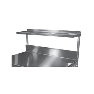 "12"" Stainless Steel Cantilever Over Shelf"