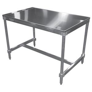 Stainless Steel Top Tables