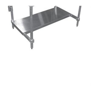 "18"" Aluminum Under Shelf"