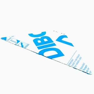 866351 Crossweb Labeler Tamp Plate