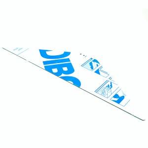 867190 Labeler Face Tamp Plate, 720ww - 140 Stroke