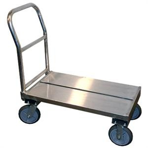 Aluminum Platform Trucks - Heavy Duty