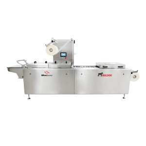 BullDog Horizontal Form Fill Seal Rollstock Packaging Machine