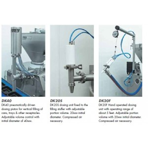 Frey Dosing/Filling Attachments