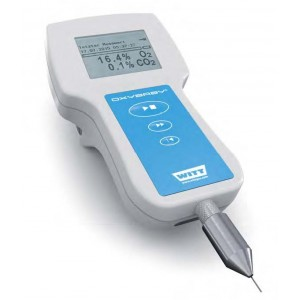 OxyBaby M+I O2 and O2/CO2 Gas Analyzer