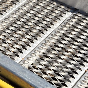Grip-Strut® Safety Grating