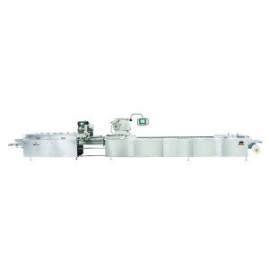Kodiak™ Rollstock Packaging Machine - Horizontal Form Fill and Seal - 600mm Web Width Max