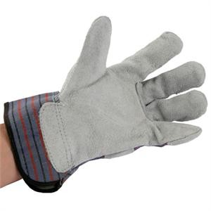 Leather Palm Gloves - Dozen Pair