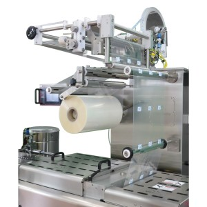 Matrix Crossweb Film Labeler