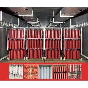 Mauting KMZ Smoke Ripening Chamber