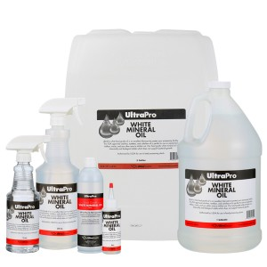 White Mineral Oil - From 4 oz. to 55 Gallon Volume Options - Pricing starts at $3.08