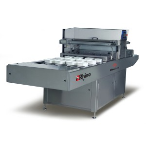 Rhino 12 Automatic Tray Sealing Machine with Modified Atmosphere Packaging Capabilities