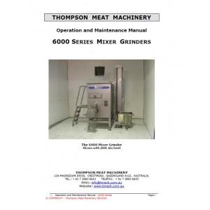 Mixer-Grinder Thompson 6000 Series