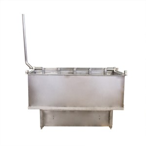 Gas or Steam Heated Hog Scalders