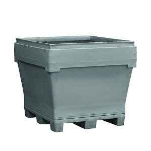 "Titan Tough Bins - 4 Way Entry - 36"" With Replaceable Bottom - Ready to Ship!"