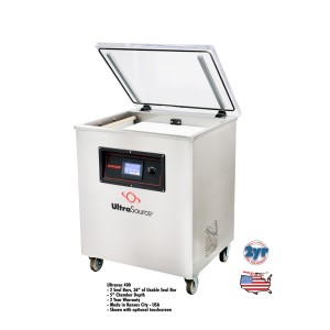 UltraSource Ultravac 400 Single Chamber Vacuum Sealer