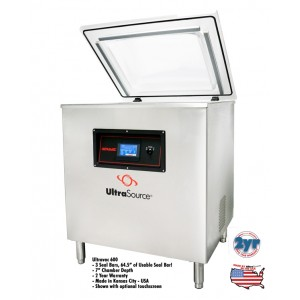 Ultravac® 600 Vacuum Packaging Machine - Single Chamber