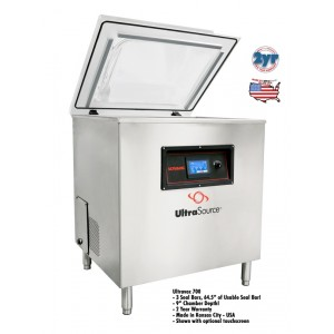 Ultravac® 700 Vacuum Packaging Machine - Single Chamber