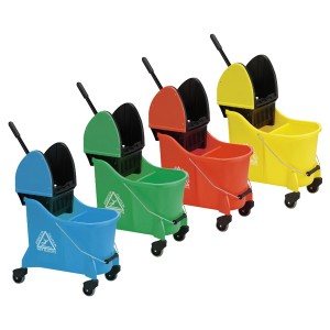 UltraSource Dual Mop Bucket Combo Family
