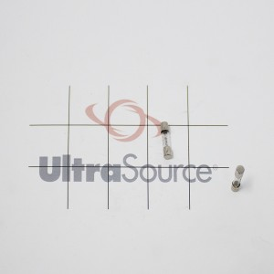 UltraSource Rollstock Packaging Fuse D5 x 20mm 6.3 Amp 622503