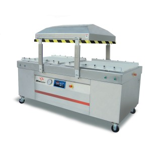 Ultravac® 1000 Double Chamber Vacuum Packaging Machine