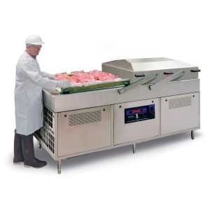 Ultravac® 3000 Double Chamber Vacuum Packaging Machine
