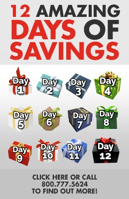 UltraSource 12 Days of Amazing Savings - Check Daily for New Offers!