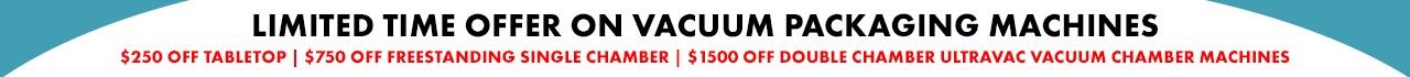 UltraSource Ultravac Fall 2018 Vacuum Chamber Packaging Specials