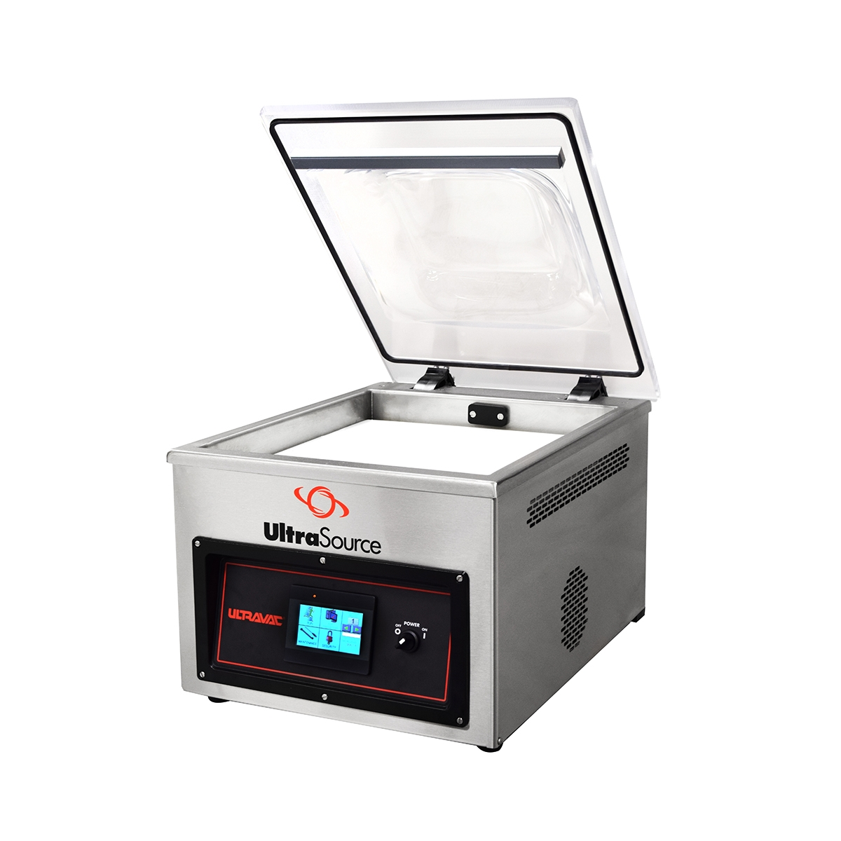 Ultravac 250 Chamber Vacuum Sealer with Optional Touchscreen