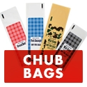UltraSource Poly Meat Chub Bags