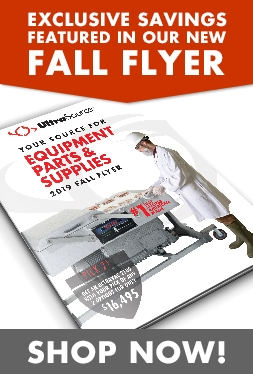 UltraSource Food Equipment and Supplies Fall Catalog