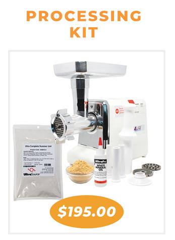 Processing kit