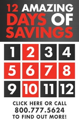 UltraSource 12 Days of Amazing Savings!