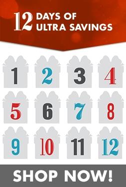 UltraSource 12 Days of Savings