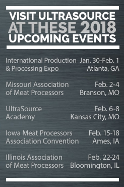 UltraSource Spring 2018 Events