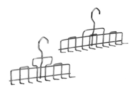 UltraSource Stainless Steel Bacon Hangers SLG Style