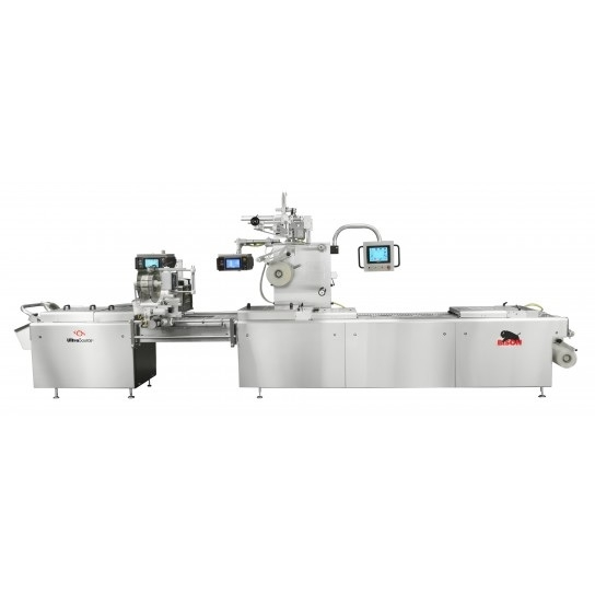 Bison Rollstock Thermoform Packaging Machine