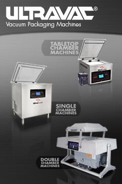 UltraSource Ultravac Vacuum Chamber Packaging Machines