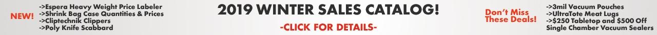UltraSource 2019 Winter Sales Flyer-Catalog Savings