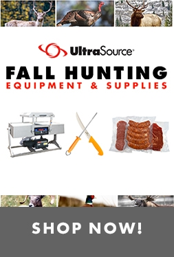 UltraSource 2019 Hunting Equipment and Supplies